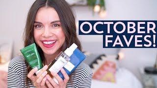 October Favorites 2017! Hair, Skin, Fashion + More | Ingrid Nilsen