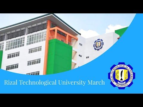 RTU (Rizal Technological University) March and Hymn
