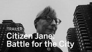 CITIZEN JANE: BATTLE FOR THE CITY Trailer | New Release 2017