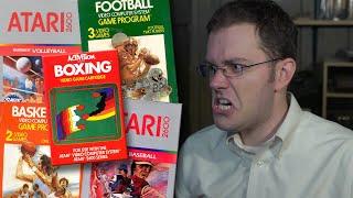 Atari Sports - Angry Video Game Nerd - Episode 109