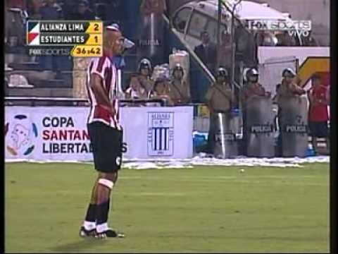 Alianza Lima 4 1 Estudiantes Copa Libertadores 2010 Verdadero Resumen Completo