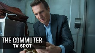 "The Commuter (2018 Movie) Official TV Spot ""Chosen"" – Liam Neeson, Vera Farmiga, Patrick Wilson"