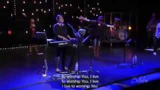 Medley: Alpha and Omega/To Worship You I Live/I Exalt Thee - Lydia Shaw - Bethel Music Worship