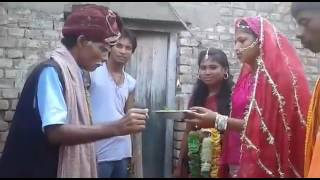 old man marriage with hot teen girl in village