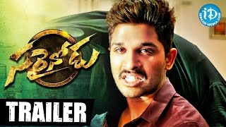 Sarainodu New Trailer - Allu Arjun || Rakul Preet ||  Boyapati Srinu || #Sarainodu | Telugu