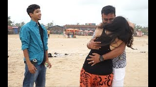 HOT Couples Games in GOA! - KISSING, ROMANCE, BOTTLE FLIP - Super Desi People