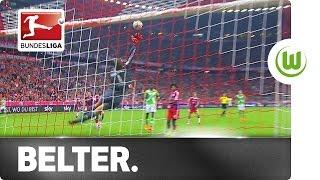 Olic's Wonder Goal against FC Bayern