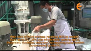 Automatic system of Paint Production -- ASPP