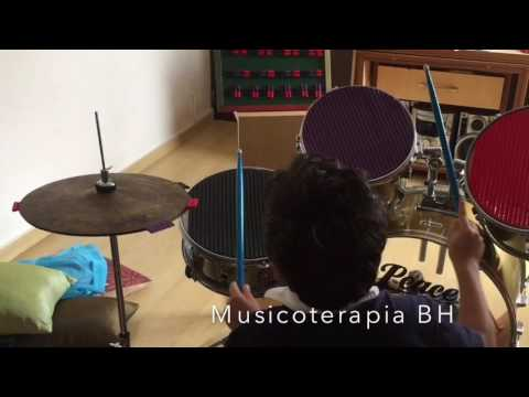 Musicoterapia BH - Bateria 4