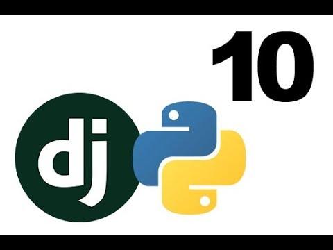 Insert Data in Database using Form - Django Web Development Tutorial 10