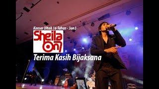 [LIVE-3on3] Konser Sheila On 7- Terima Kasih Bijaksana - Konser 3on3 2012