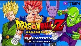 Dragon Ball Z 2015 Movie Trailer Battle of Gods 2