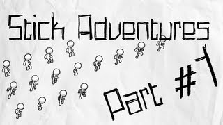 Stick Adventures Development #1 - My Java Game