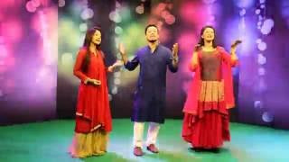 Eid Mubarak | Gaanwla Mehedi Hasan ft Oyshee & Pranti | Bangla Eid Song 2016