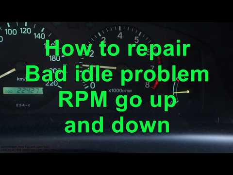 Xxx Mp4 How To Repair Bad Idle Speed Problem In Car RPM Go Up And Down 3gp Sex