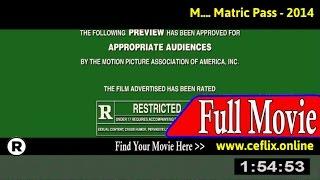 Watch: M.... Matric Pass (2014) Full Movie Online