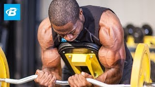 Armed to the Core Workout | Kizzito Ejam