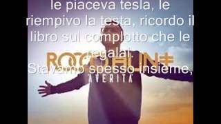 Rocco Hunt Tutto Resta con  TESTO