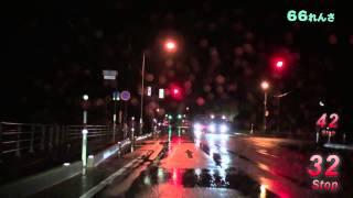 Red Signal 50 Course 7-11~赤信号50回stopでどこまで行けるかやってみよう Part 43