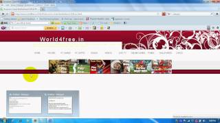 How to download free games, movies, mp3 songs, software,etc.avi