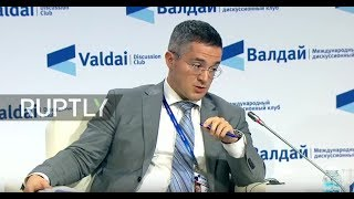 Live: 15th annual meeting of Valdai Discussion Club takes place in Sochi: day 3