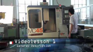 Lesson 1 - CNC Machine  (English lang) - ITI OMAR Novara