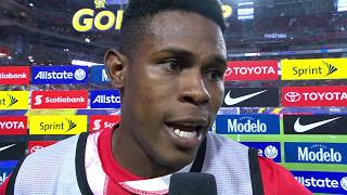 Jamaica vs Canada Interviews | Gold Cup 2017