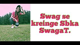 Swag Se kreinge Sbka SwagaT !! Dance enjoyed aT Khjjiyar  by Pihu RajPuT !!