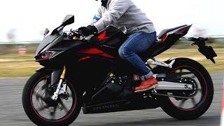 4/17UP② HONDA DREAM バイク試乗会 in 大阪 CBR250RR Rebel 250 CBR1000RR VFR800F 他