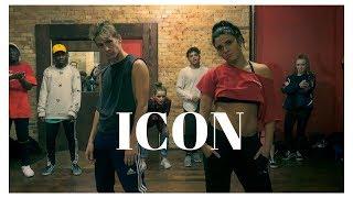 ICON - Jaden Smith | Josh Killacky ft. Jade Chynoweth