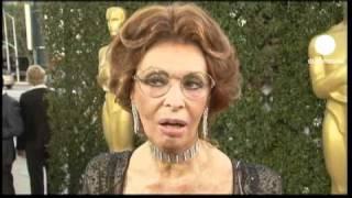 Hollywood honours Sophia Loren