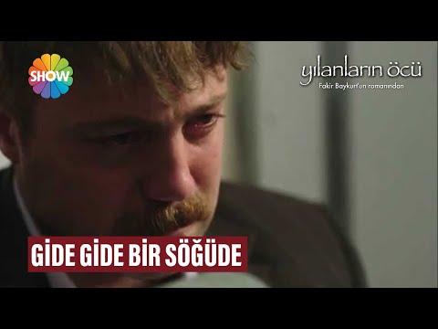 Ayfer Vardar Gide Gide Bir Söğüde Ölem Ben Türküsü Yılanların Öcü 38 Bölüm
