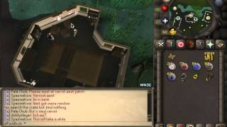 Search the crates in Canifis. 2007