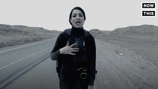 This Is the First Female Rapper In Afghanistan | NowThis