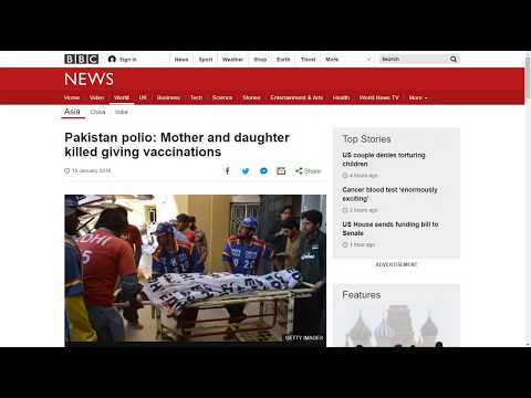 Xxx Mp4 Pakistan Polio Mother And Daughter Killed Giving Vaccinations 3gp Sex