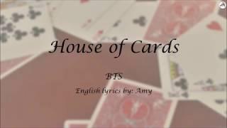 House of Cards (full version) - English KARAOKE (Instrumental) - BTS