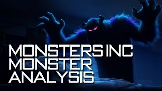 Monsters Inc (2001) - All Sightings (April Edition)