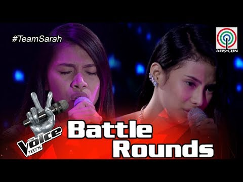 Xxx Mp4 The Voice Teens Philippines Battle Round Erika Vs Nisha Nothing Compares To You 3gp Sex