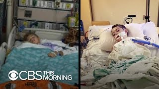 After 7 kids diagnosed with cancer, concerned parents eye chemical in water supply
