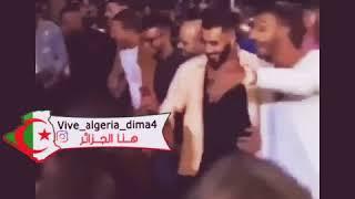 جزائري يرقص شاوي مع سويسرية