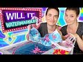 Download Video Will It Watermarble?! Sister Edition | Watermarbling 9 random objects in nail polish! 3GP MP4 FLV
