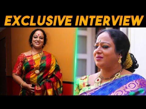 Nalini TV Serial Actress Exclusive Interview