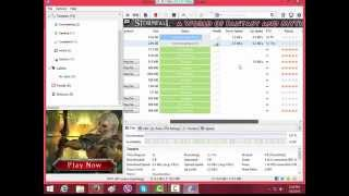 How to Download Games, Movies, Tv Show etc using torrent from kickass.to