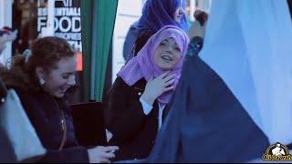 Try on Hijab Day || Ali Dawah