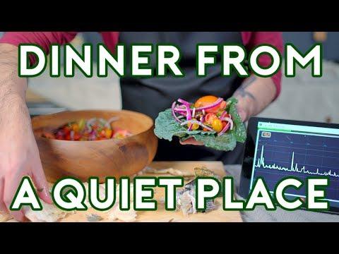 Bonus Binging with Babish A Quiet Place