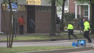 CA: Norfolk officer was justified in shooting that injured armed man