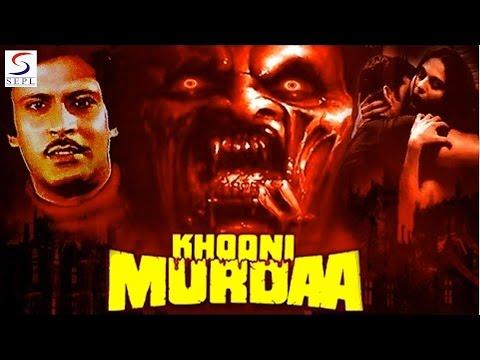 Khooni Murdaa   Full Hindi Bollywood Horror Movie HD - Deepak Parashar, Javed Khan, Sriprada   1989