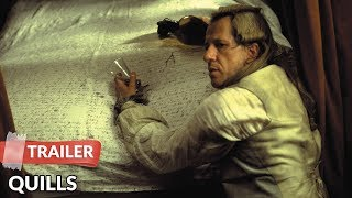 Quills 2000 Trailer | Geoffrey Rush | Kate Winslet | Joaquin Phoenix