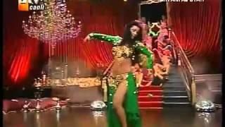 Tanyeli _Turkish belly dancer on Turkish TV.flv