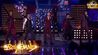 Maxed Performance – Can't Take My Eyes Off Of You | Boy Band